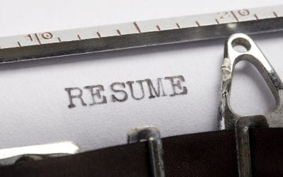 Crafting YOUR Best Resume