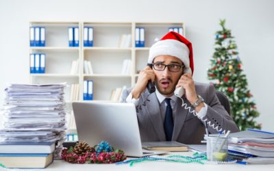 'Tis the Happiest Season of All for Job Searching